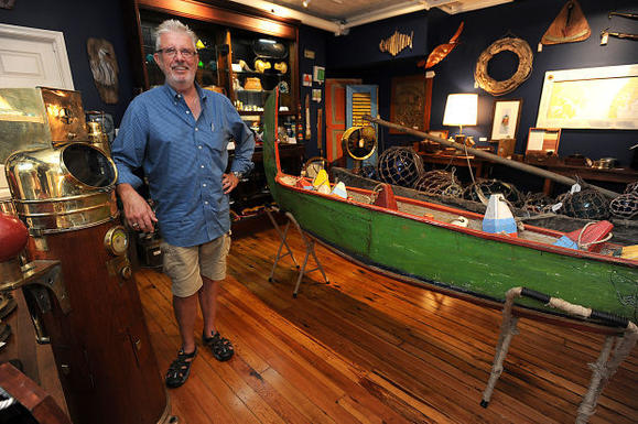 Annapolis Maritime Antiques Goes From Online Shop To Eastport Storefront