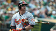 Orioles' Chris Davis working with hitting coaches to try to recapture 2013 magic