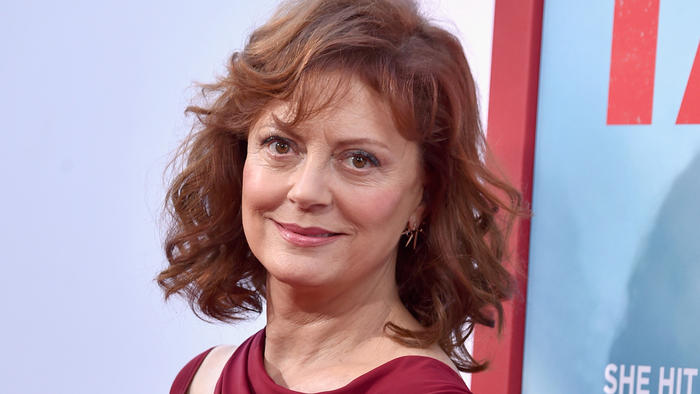 Susan Sarandon. (Frazer Harrison / Getty Images)