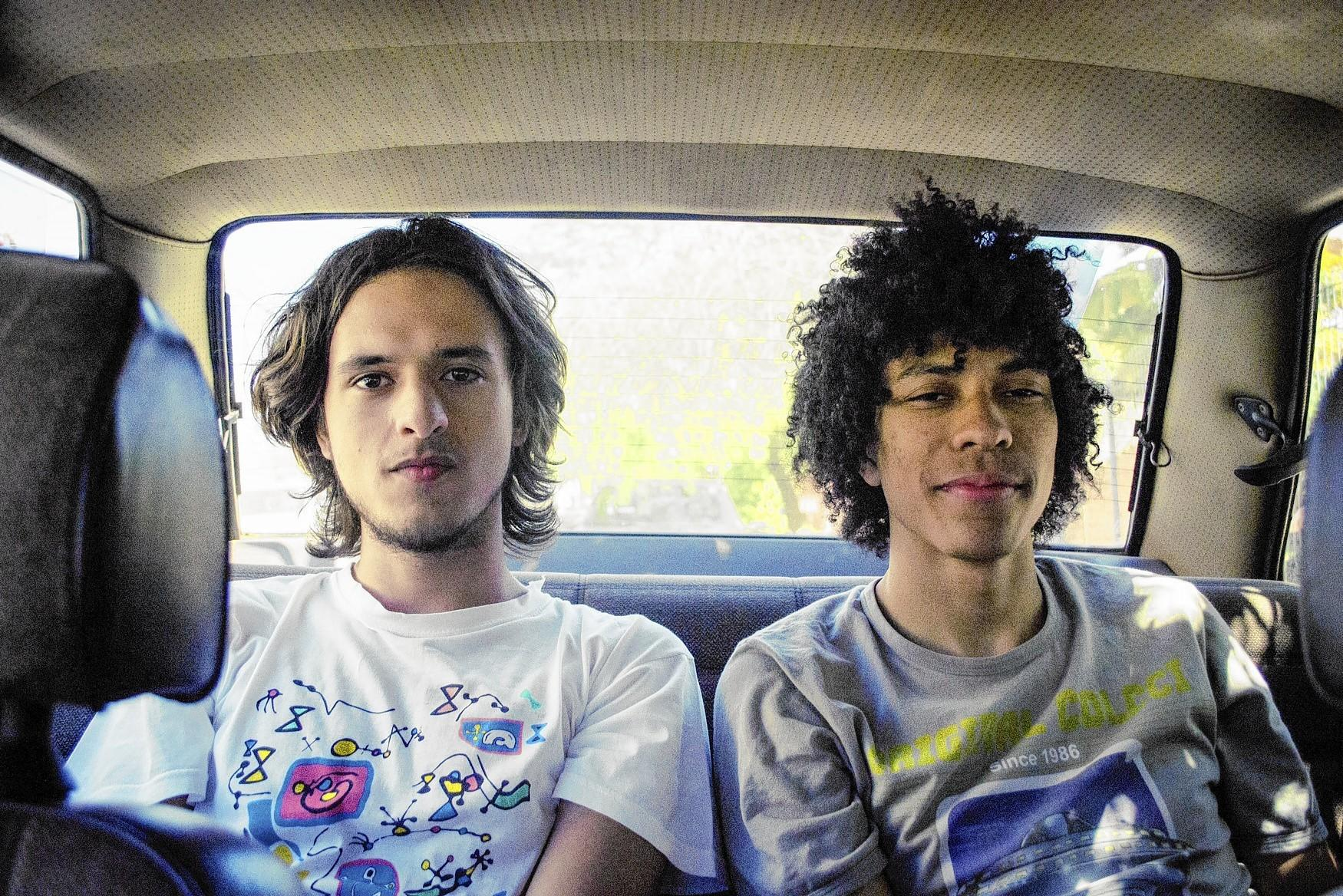 Boogarins performs at BAR in New Haven on Aug. 13.