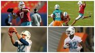 Breaking down the Miami Dolphins' starters on offense