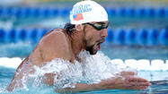 Michael Phelps to test comeback form this week at U.S. Nationals