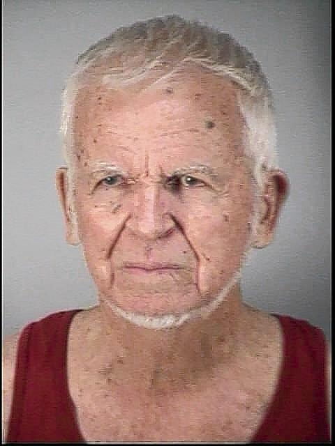 Lake County Jail mugshot of Lloyd Lindquist.