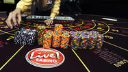 Maryland casino revenues rise 10 percent in a year