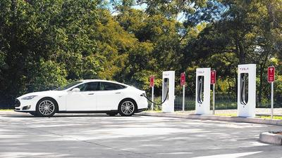 Tesla looking to open supercharger station in Whitehall