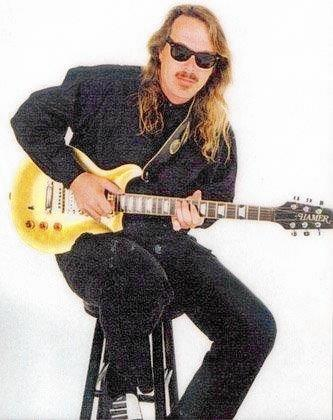 """Mount Dora musician Ernest """"Ernie"""" Ray Lancaster traveled the country as a blues musician and performed with James Brown in Europe in 1993."""