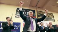 Republican Sen. Pat Roberts defeats tea party challenger in Kansas