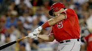 Angels are doing well but haven't hit full stride yet