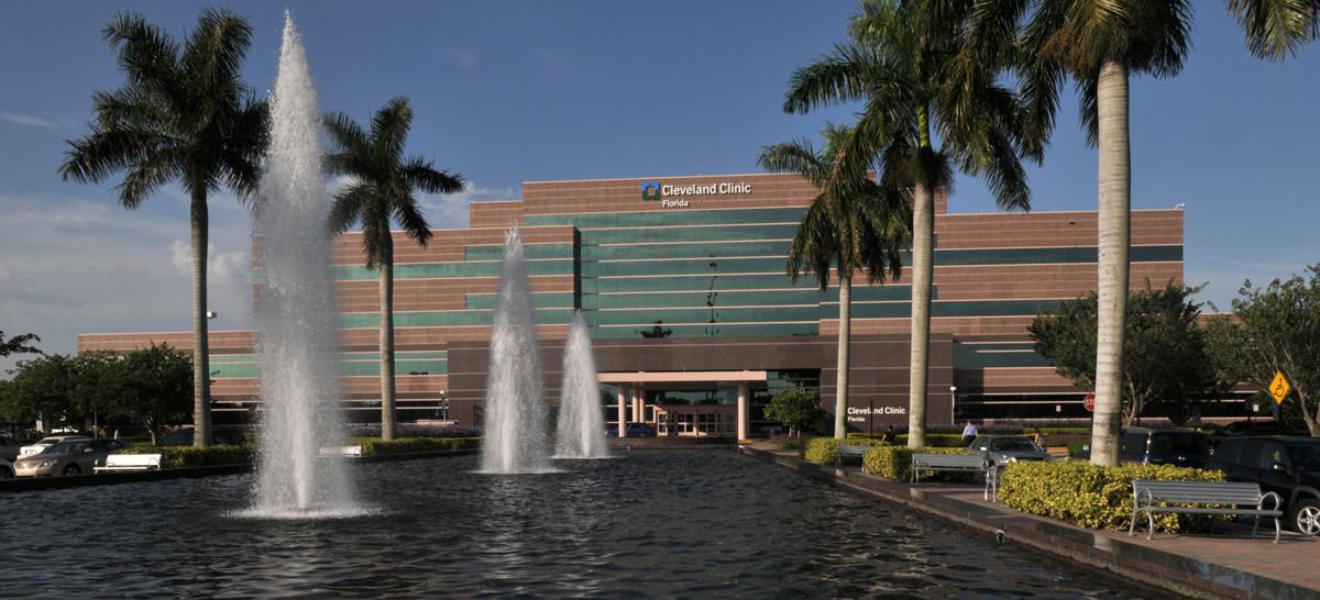 Cleveland Clinic Palm Beach Florida