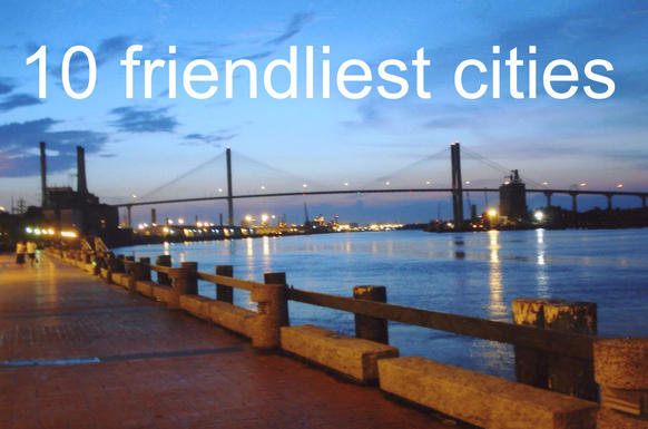 The 10 friendliest cities in the U.S. according to Conde ...