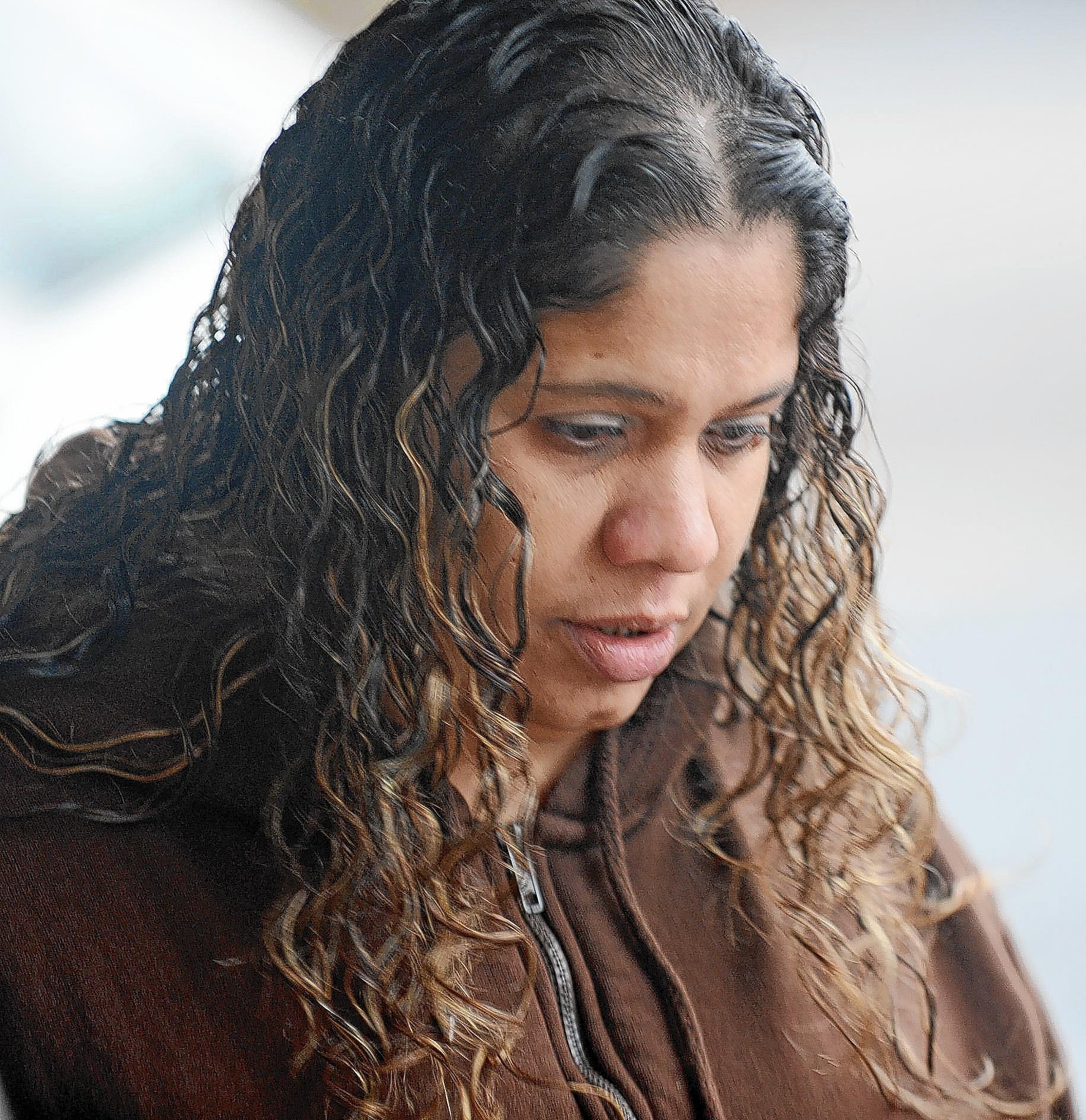 Theresa Leguillow Flores is on trial accused of stealing more than $103,000 from the Bethlehem YMCA.