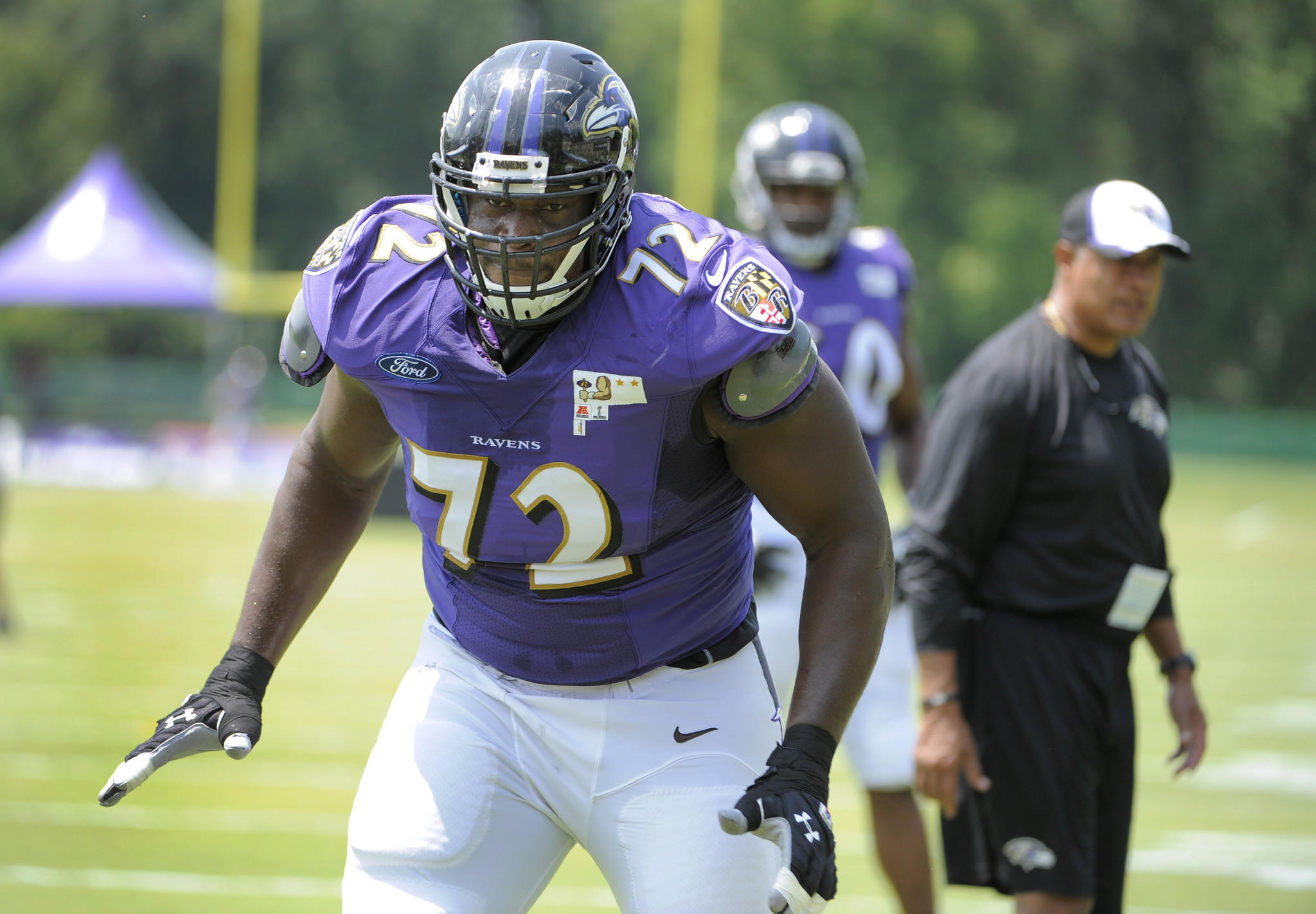 Preseason opener will have greater meaning for Ravens Kelechi