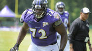 Preseason opener will have greater meaning for Ravens' Kelechi Osemele