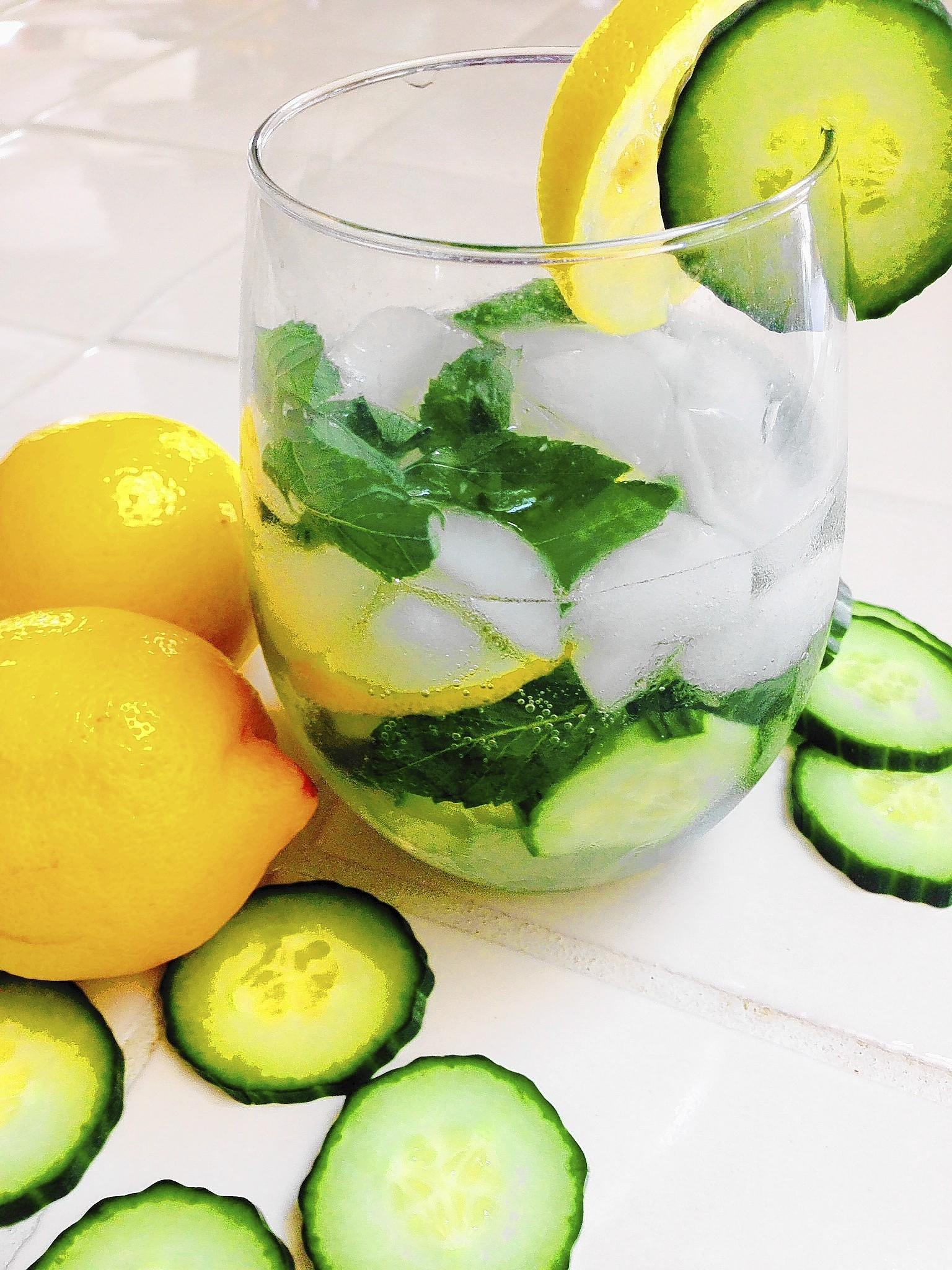 Flavored vodkas can add a potent kick to refreshing libations.