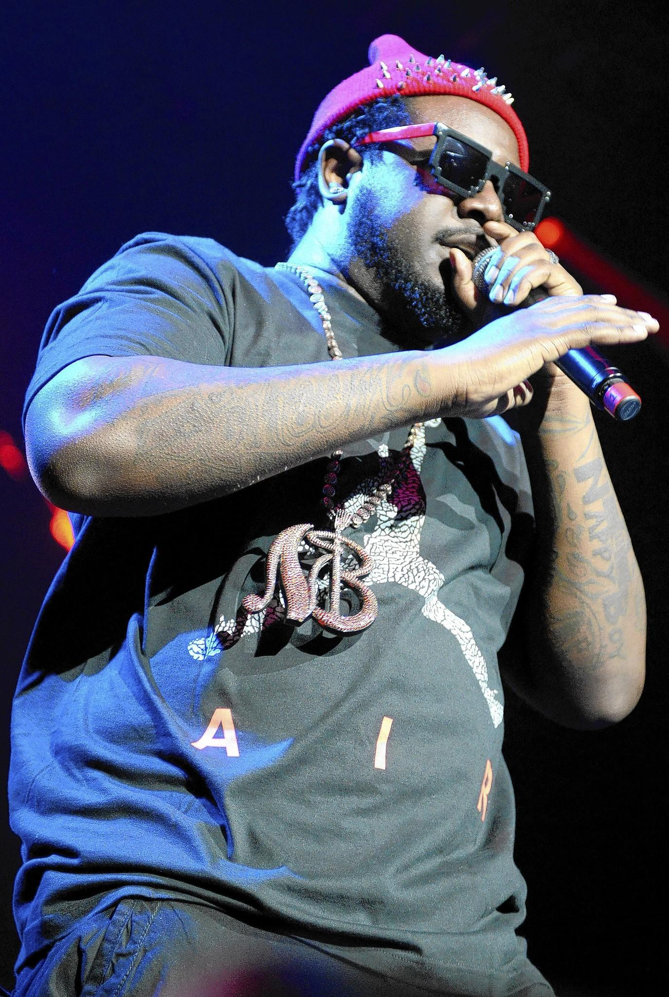 Rapper T-Pain will perform Aug. 11 at The Beacham in Orlando.
