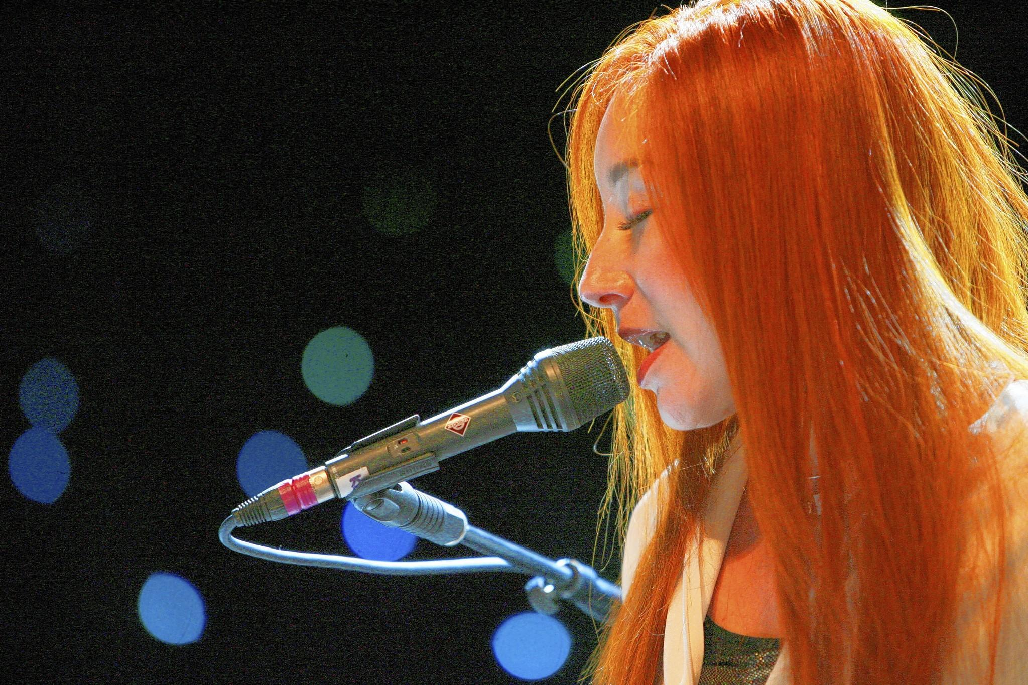 Tori Amos will perform Aug. 23 at Bob Carr Performing Arts Centre in Orlando.