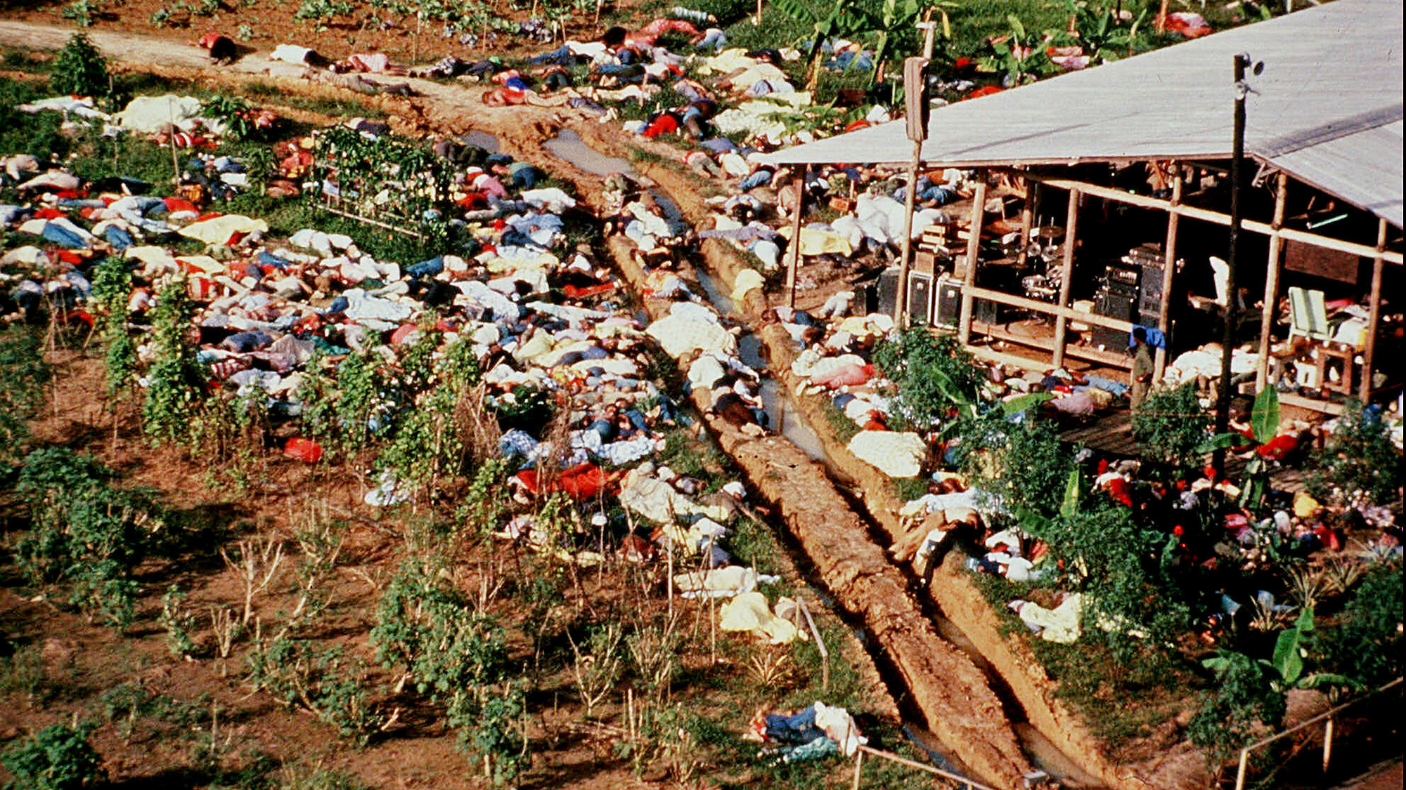 arguement on jonestown death as a Death penalty drug legalization think of jonestown, what was jim jones trying to do however, this debate was is world peace even possible, at all.