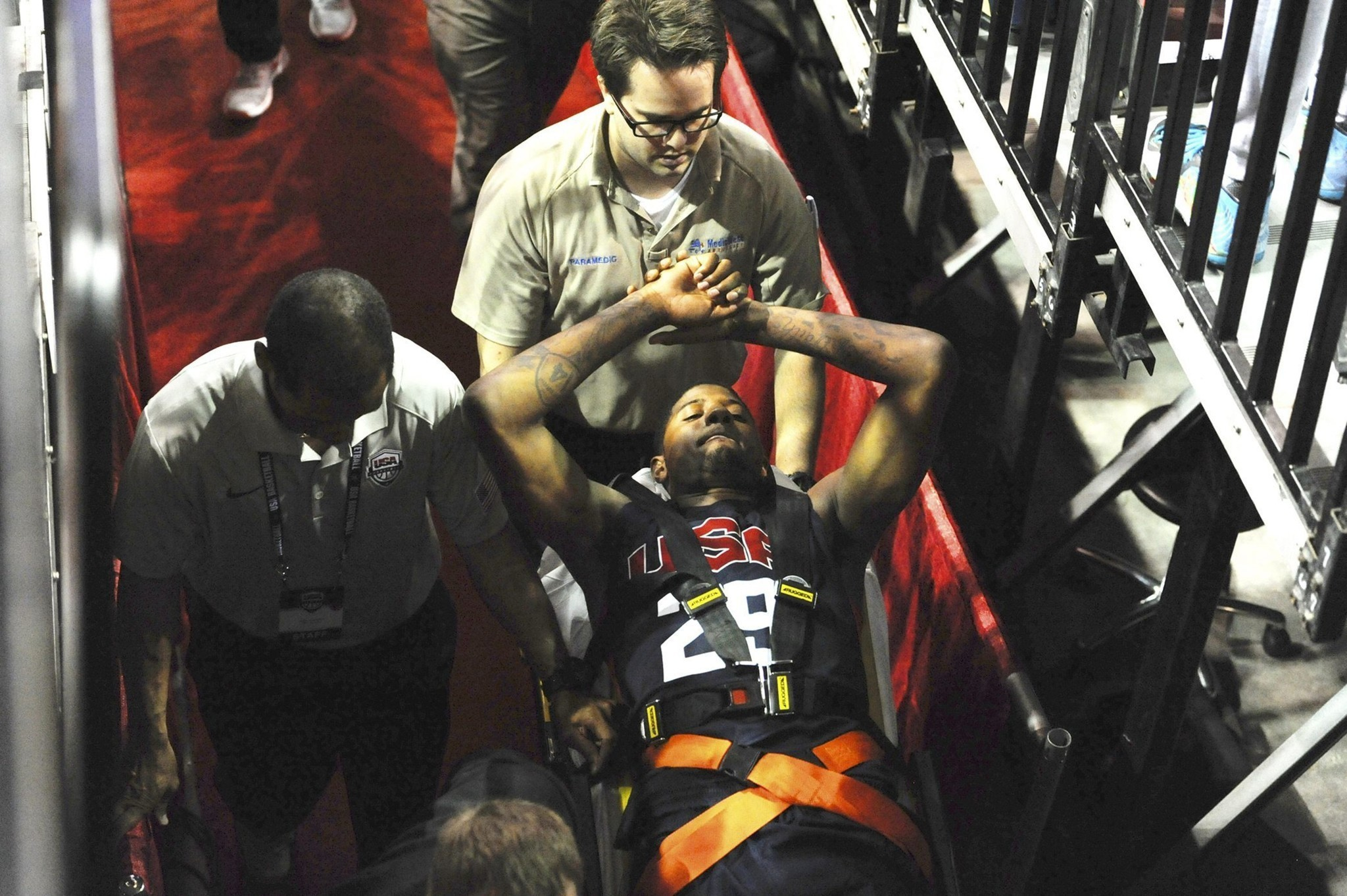 Nike Turns Paul George Injury Into Comeback Ad