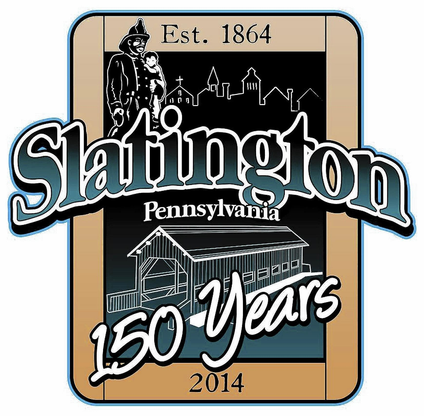 Slatington celebrates its Sesquicentennial with eight days of activities Saturday through Aug. 16.