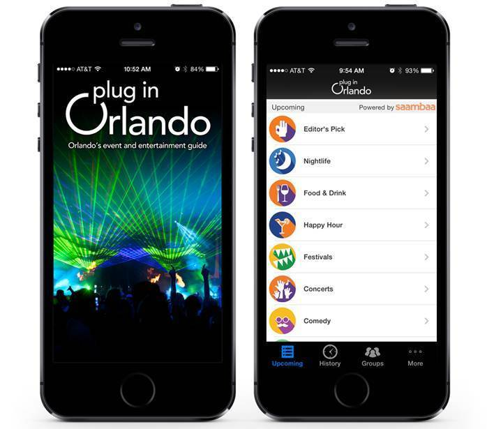 "Looking to make plans? Hosting out-of-towners? Check out Orlando Sentinel's new free events app: plug in Orlando. It's free in the app store. Simply text ""plugin"" to 77948."