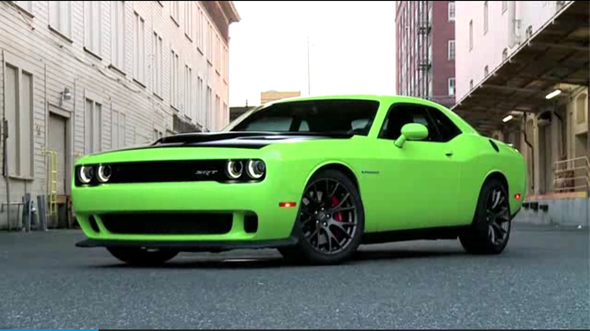 2015 Dodge Challenger SRT Hellcat first drive - Chicago Tribune