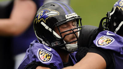 Solid start for new Ravens right tackle Rick Wagner