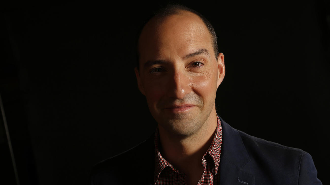 'Veep' star Tony Hale is a three-time Emmy nominee. He won the award for supporting actor in a comedy in 2013 playing Gary Walsh. (Kirk McKoy / Los Angeles Times)