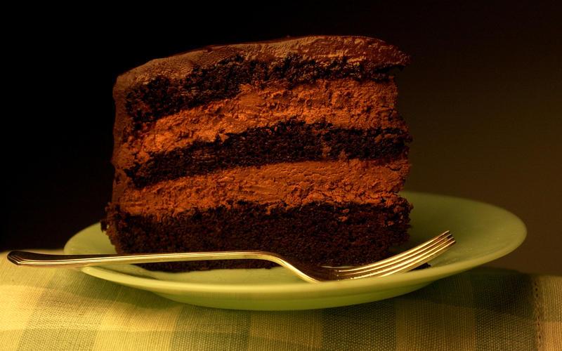 Nick & Stef's Chocolate Cake