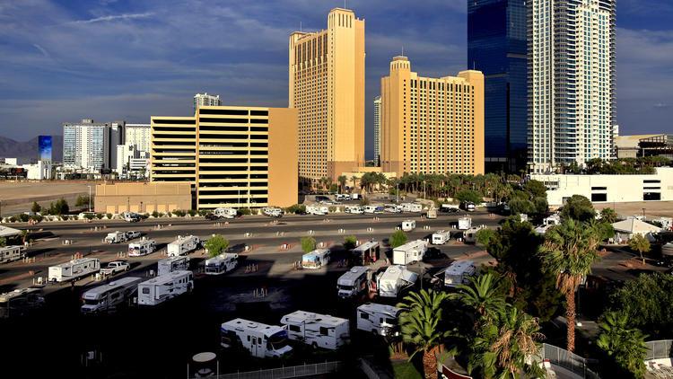 Vegas campground