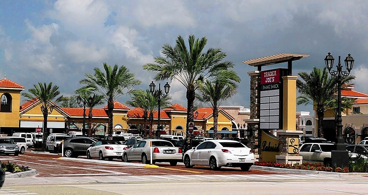 The new Trader Joe's parking lot in Winter Park is getting all the attention. But there are plenty of horrible parking lots in Central Florida.