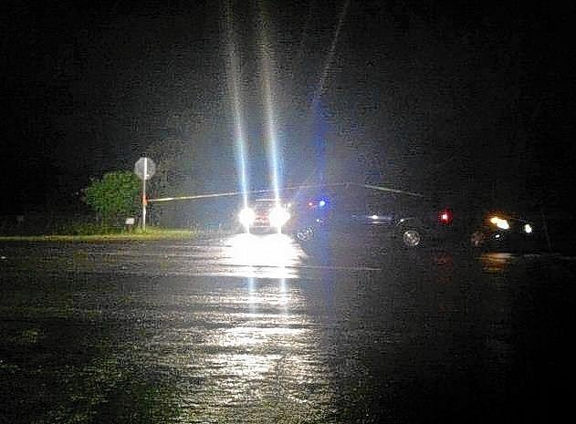 Two people were found dead Friday night from gunshot wounds in a rural equestrian community in east Orange County, officials said.