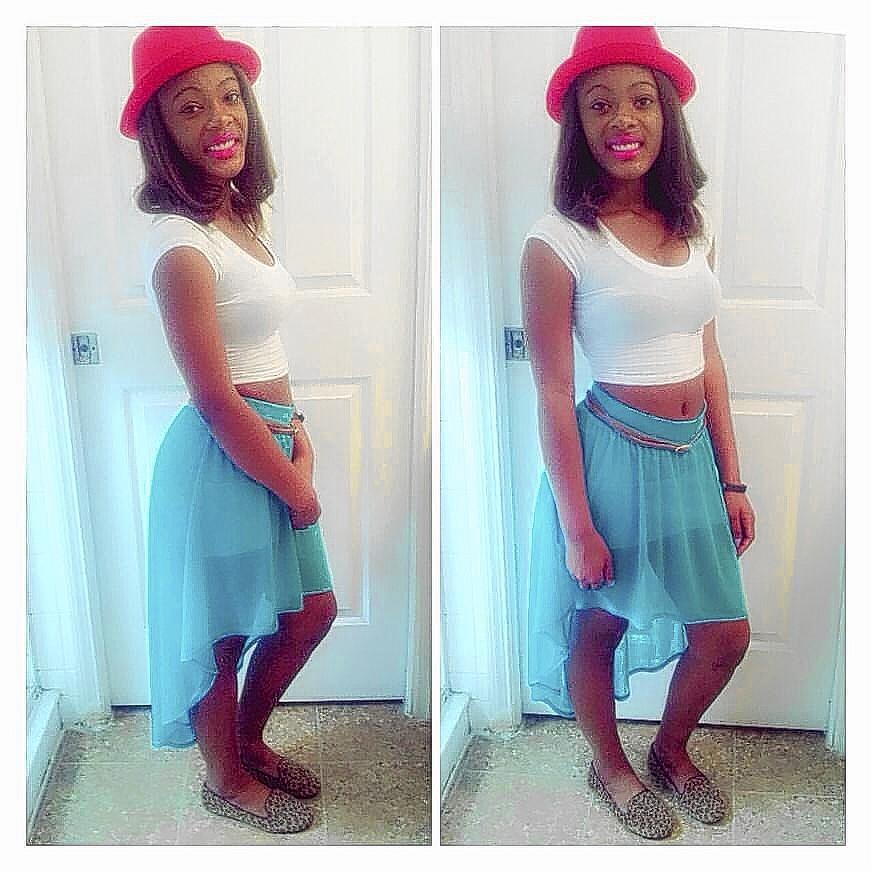 Photo of Alexandria Chery
