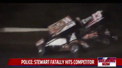 NASCAR star hits, kills fellow driver on track