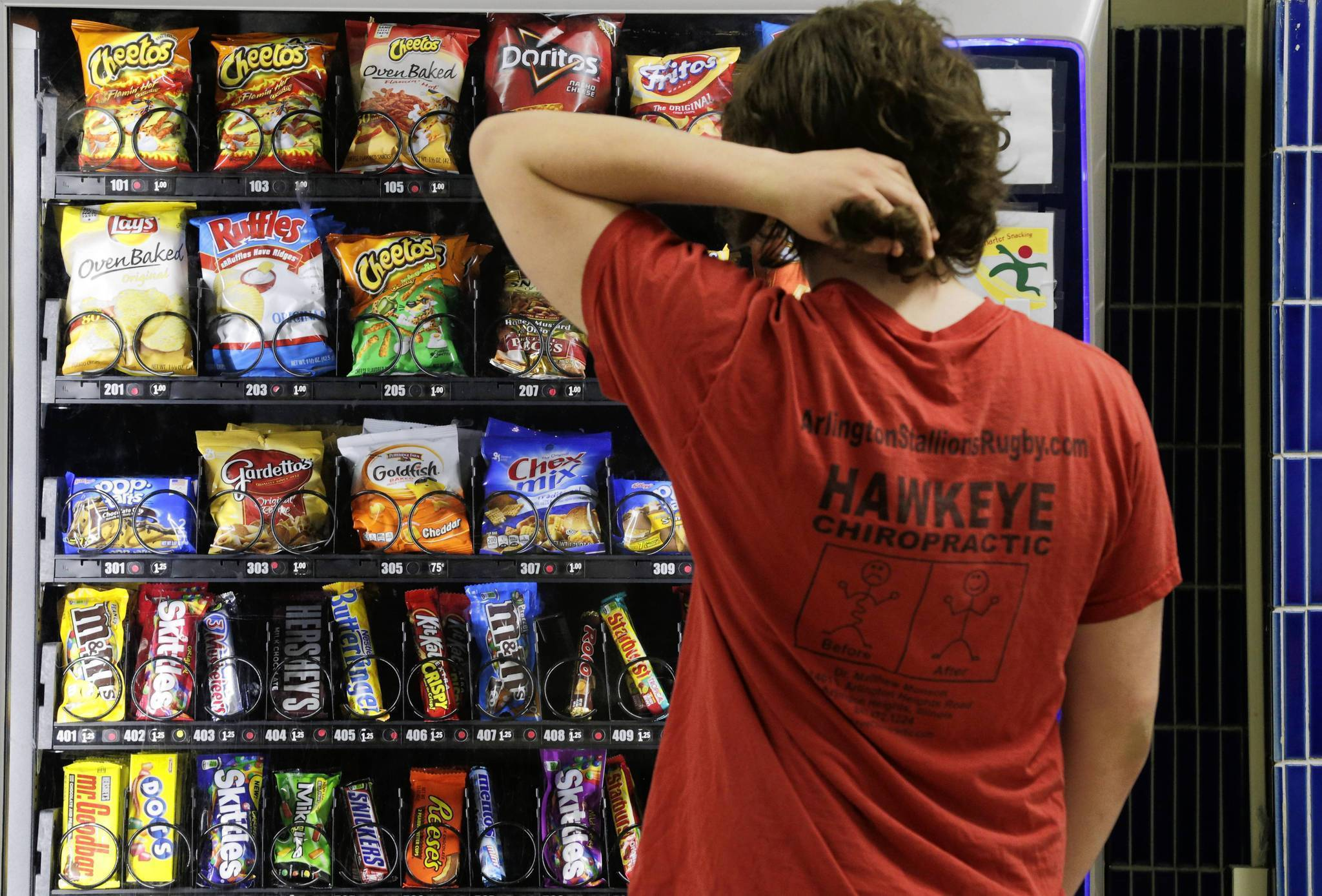 Illinois exempting school fundraisers from U.S. nutrition ...