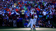McIlroy ends wild Sunday with 2nd straight major