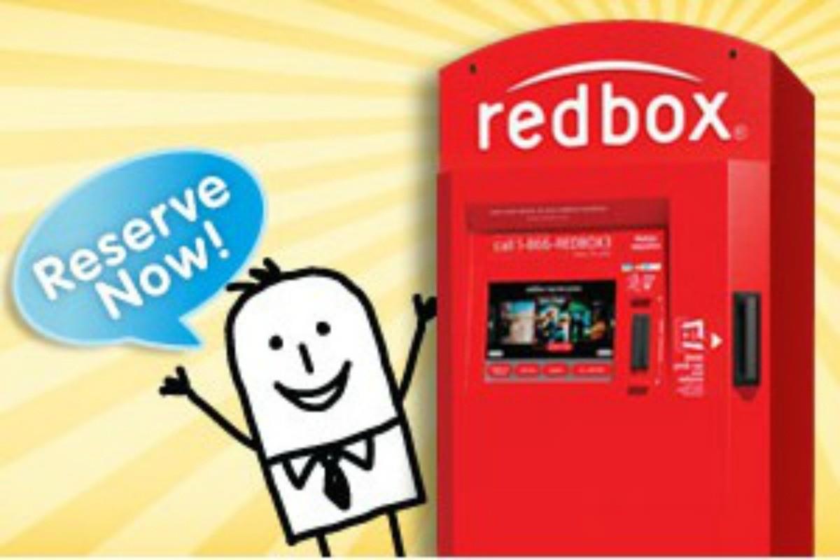 buy redbox machine