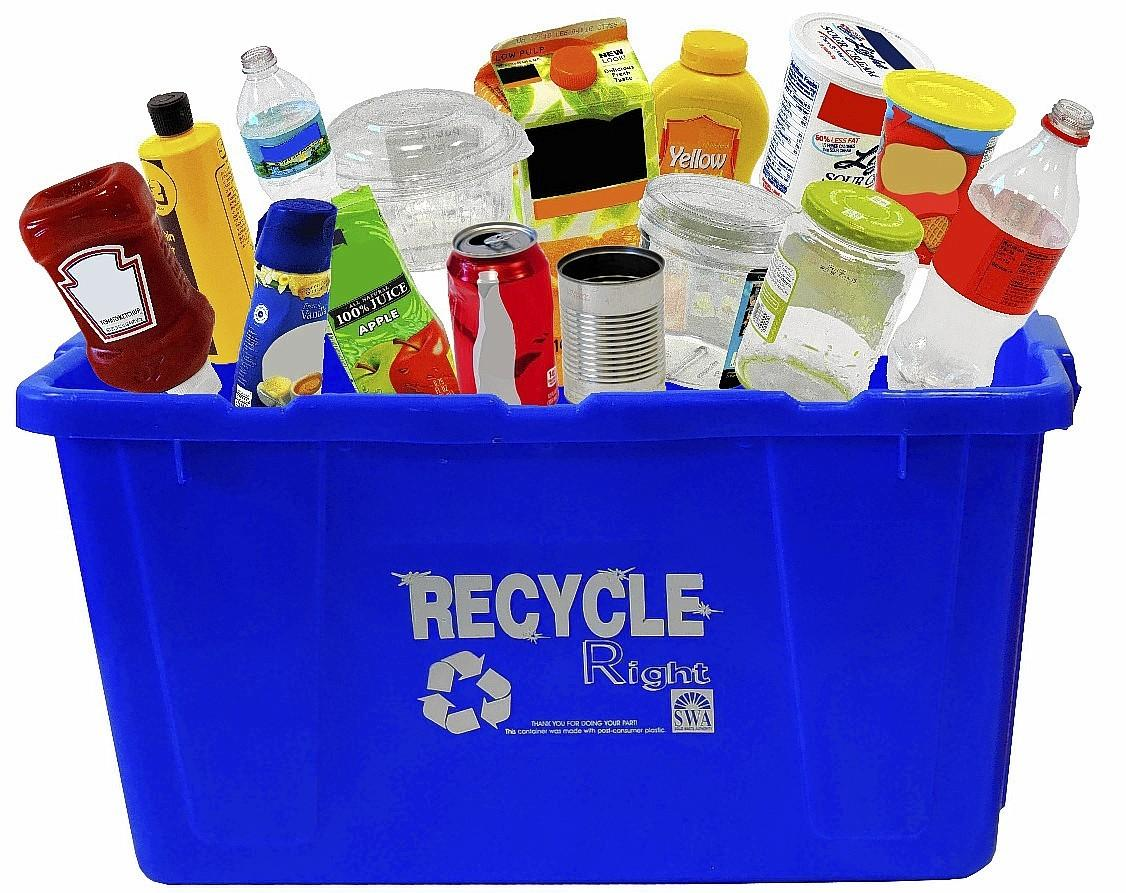 Delray Beach Sees Shares Of Recycling Program