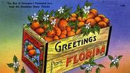Photos: Greetings from Florida -- classic postcards