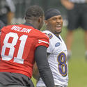 Anquan Boldin, Steve Smith