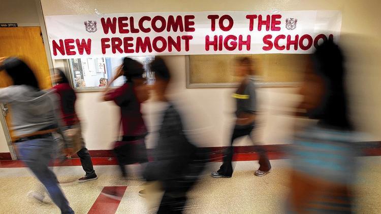 Fremont High