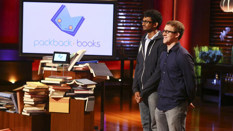 Packback on Shark Tank