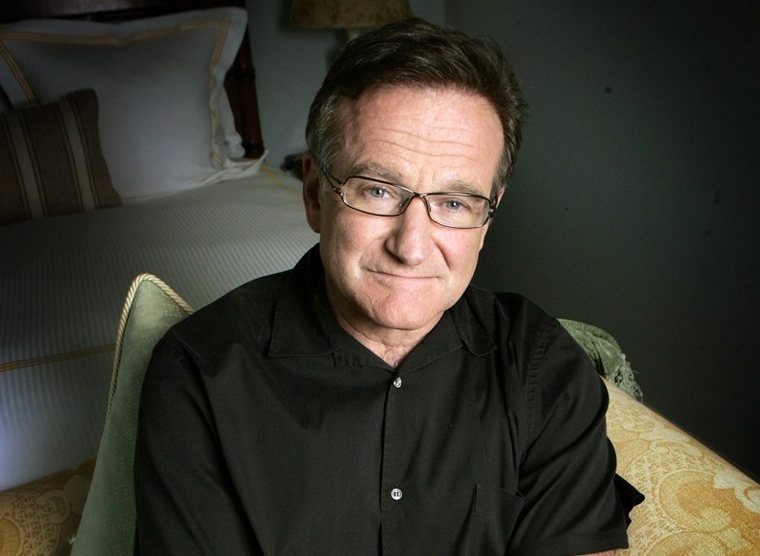 robin williams hanged himself in bedroom with a belt sheriff says la times - Robin Williams Bedroom