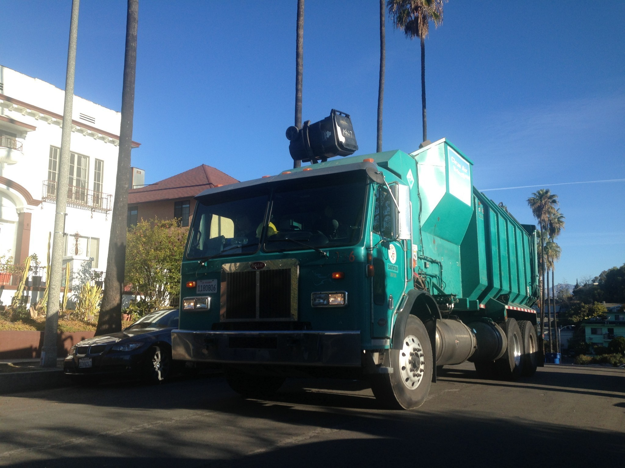 Jerseys NFL Outlet - LA to pay $26 million for ban on naps by garbage-truck drivers ...