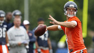Clausen to get second-team snaps in Thursday exhibition
