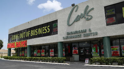 Retail: Havertys Signs Leases For 2 Carls Furniture Stores   Sun Sentinel