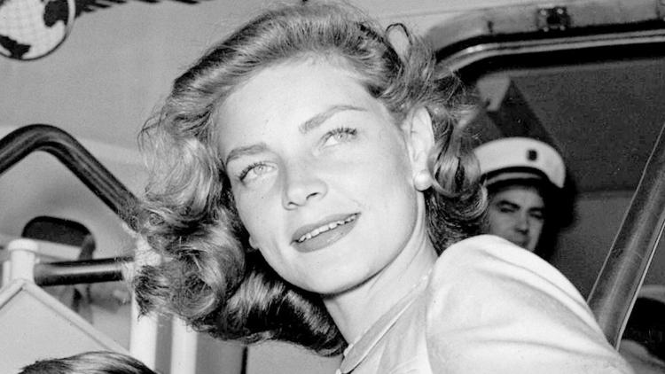 Screen Legend Lauren Bacall Dead