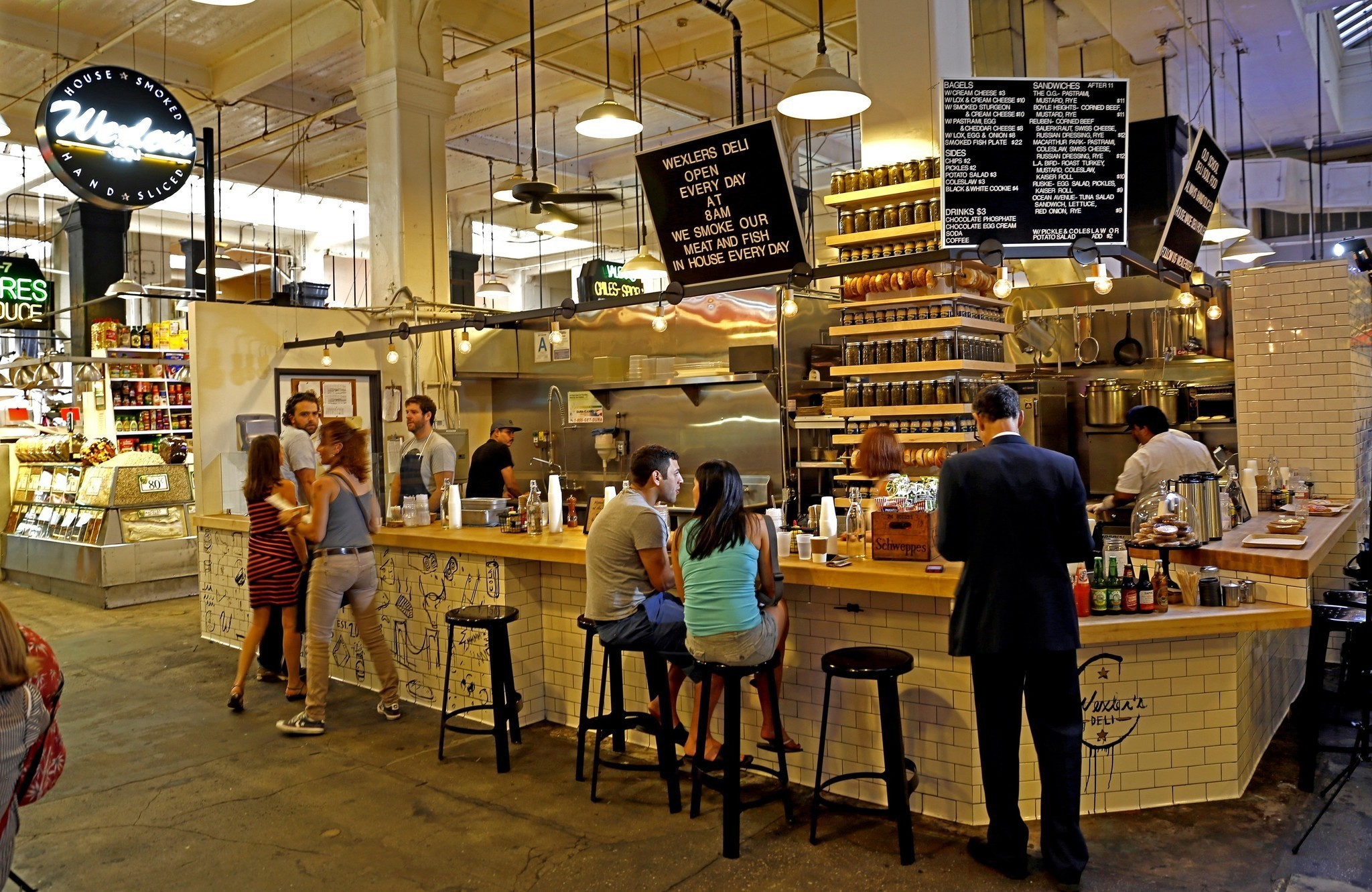 This Summer Grand Central Market Will Have Late-Nights, Happy ...