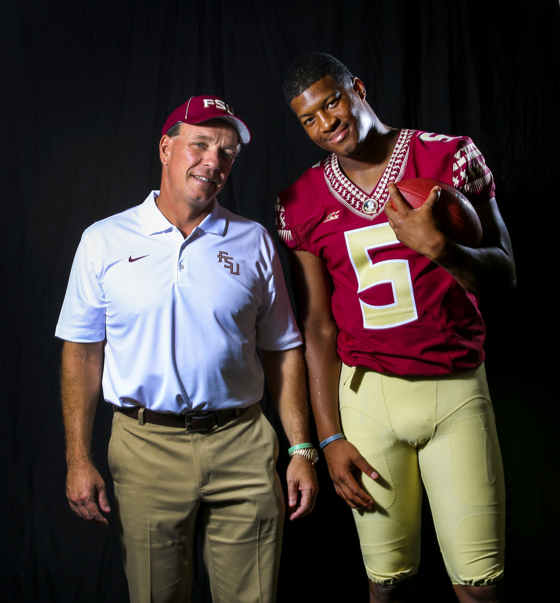 Top Heisman Candidates 2018 >> Pictures: 2014 FSU Football Media Day - CT Now
