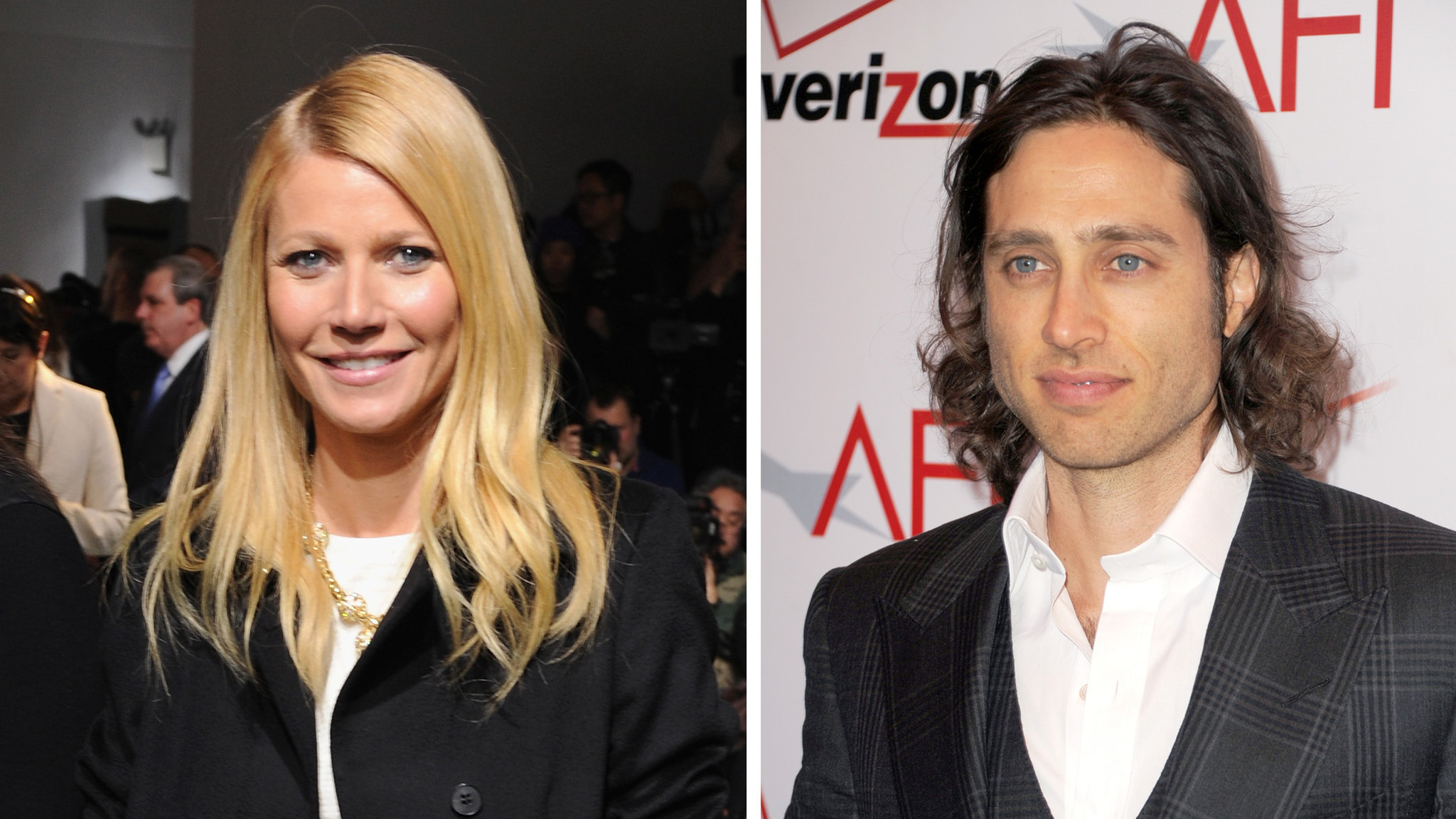 who is gwyneth dating Gwyneth paltrow has consciously coupled with her beau it has been reported that gwyneth is engaged to brad falchuk after three years of dating gwyneth, 45, met tv producer falchuk.