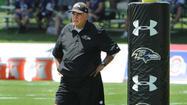 Ravens coordinator Dean Pees looking to plug holes on defense